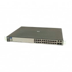 HP J4900A - Procurve Switch 2626 24 Porte 10/100 + 2 Porte Mini GBIC W/Rack Mount