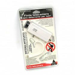 FAPI 03037- Finta Telecamera Vero Deterrente per Ladri