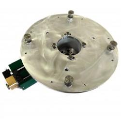 MAPE TRP-160/24/E1 - Tavola Rotante Elettro Pneumatica - Ø 160mm