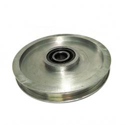 CNC 3D - Puleggia su Cuscinetto a Sfere SKF-4203ATN9 - 17x120x17mm