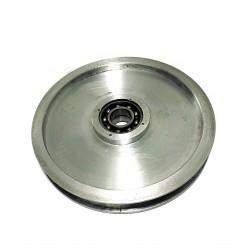 CNC 3D - Puleggia su Cuscinetto a Sfere SKF-16002 15x120x17mm