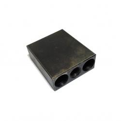 CNC 3D - Supporto in Alluminio 50x58x20mm