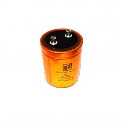 ROE DIN41250 - Filtro Condesatore Audio HiFi 25V 68000μF -10/+50%
