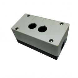 CNC 3D - Scatola per Pulsante da 22mm in Plastica - 72x138x65mm