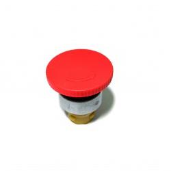 Pulsante di Arresto di Emergenza - Diametro Testa 40mm