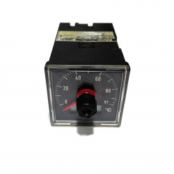 JUMO 8650-65-48 - Termoregolatore 24V 100mA
