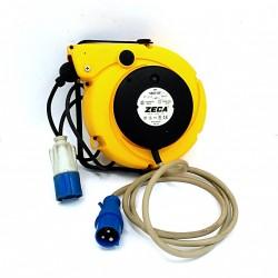 ZECA 5827/XF - Avvolgicavo Automatico Industriale per Cavo Elettrico - 10+1.5Mt