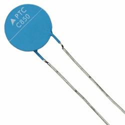 Epcos TDK PTC - 5 x Termistore 10R 120°C 250V - 13.5x5mm