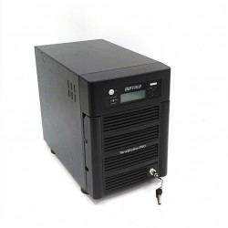 BUFFALO TS-H1.0TGL/R5 - TeraStationPRO - Server NAS - 4 Baie - No Dischi - Nero