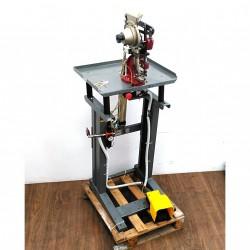 GMG CEPO - Rivettatrice ElettroPneumatica a Pedale con Caricatore Automatico