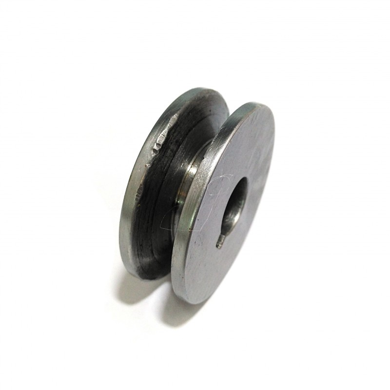 CNC-3D-Puleggia-a-Rulli-per-Cinghia