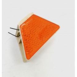 GUBELA - Catadiottro arancione Per Segnaletica Stradale