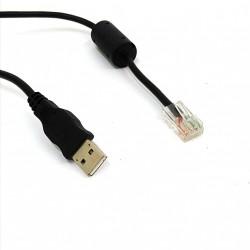 APC 940-0127E - Cavo per UPS Smart USB/RJ44 - 1.90Mt - Nero