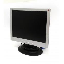 "ACER AL1511 - Monitor LCD 15"" 1.0A 50/60Hz + Cavo AWM"