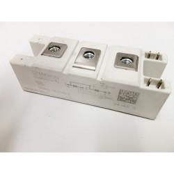 Semikron SKKT 122/16E - Tristore SEMIPACK 2 - 1.6KV 129A