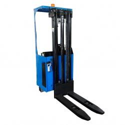 ORMIC SD012-36P - Muletto / Carrello Elevatore / Commissionatore Elettrico 12.5q - HMax 370cm