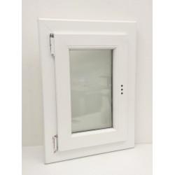 KBE GREENLINE - Finestra in PVC a Doppio Vetro - Bianco