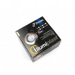 POLIPLAST 400571 - Faretto Orientabile Alluminio da Incasso ELIDE 12V