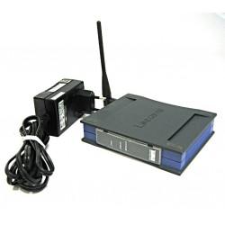 WET54G - Wireless-G Ethernet Bridge + Alimentatore 5V 2.0A 10W