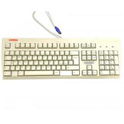 COMPAQ KB-9965 - Tastiera Bianco PS/2 Standard per PC