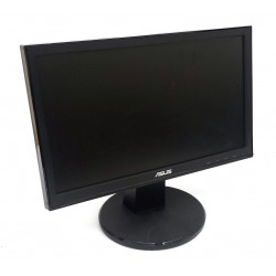 "ASUS VW161D - Monitor LCD 15.6"" - Nero"