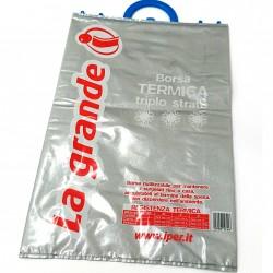 ANDELINI -5 x Polar Bag/Borsa Termica per Surgelati -56x37cm
