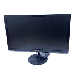 "PHILIPS 227E - Monitor LCD 21.5"" - Nero"