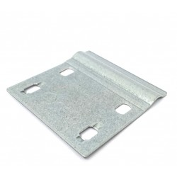 ABB - Piastra di Fissaggio 70x70mm - Alluminio