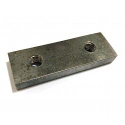 CNC 3D - 10x Dadi Rettangolari con Due Fori di Smontaggio 45x15x6mm