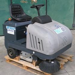 FIMAP 901B - Spazzatrice Uomo a Bordo - Batterie Nuove