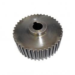 CNC 3D - Ingranaggio Ruota Dentata 40 Denti