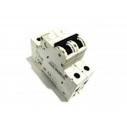 SIEMENS 5SJ35-MCB - Interruttore Magnetotermico Bipolare C10 230V