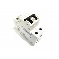 SIEMENS 5SJ35-MCB - Interruttore Magnetotermico Bipolare C6 230V