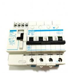HERHOLDT HA63N/DM64 - Interruttore Magnetotermico 16A + Inter. Differenziale 4Poli