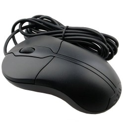 DELL XN966 - Mouse Optical 2 Tasti + Scroll USB Nero