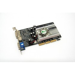 Club 3D CG3-S88TVD - Scheda Video AGP DeltaChrome S8 128MB DDR TV-Out DVI AGP