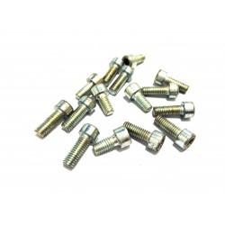 15 x Viti Testa Cilindrica Cava Esagonale 21 mm