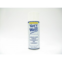 Bomboletta VeroSpray Very Well A/673 Rosso 400ml