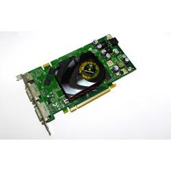 DELL nVidia QuadroFX 3500 Scheda Video DUAL-DVI PCI-E 180-10455-0000-A01