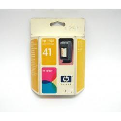 HP 41 Cartuccia Tri-Colour Originale 51641AE Scaduta
