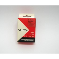 NILOX N-JP31 Cartuccia Compatibile Nero Per FAX LAB Scaduta