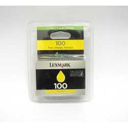 LEXMARK Cartuccia Originale 100 Yellow (14N0902B)