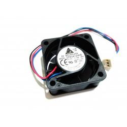 DELTA ELECTRONICS EFB0412VHD - Ventola di Raffreddamento 12VDC 0.18A 40x40x20mm - Nero