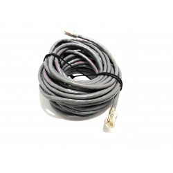 Cavo di Rete Ethernet UTP Cat.5 24AWG 7.60Mt - Grigio