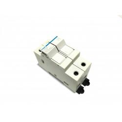 HAGER LS502 - Portafusibile 10.3x38mm 2P 32A 690V