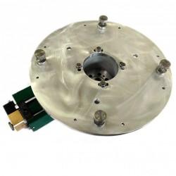 MAPE TRP-160/24/E1 - Tavola Rotante Elettro Pneumatica - Ø 350mm