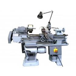 GRAZIOLI MT-140 - Tornio Parallelo 100cm 380V