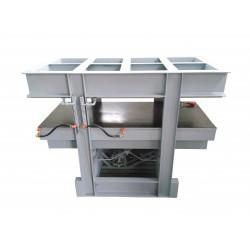 LEOPIDA - Pressa a Caldo per Legno 230x100cm Trifase