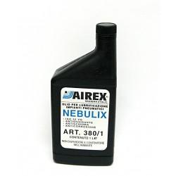 AIREX NEBULIX - 1LT - Olio per Lubrificazione Impianti Pneumatici