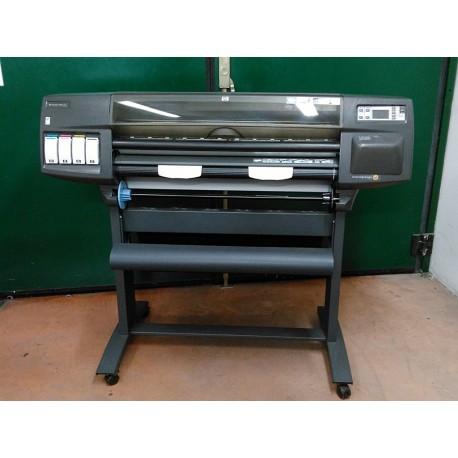 HP-Plotter Designjet 1050c Plus Printer stampante grandi formati